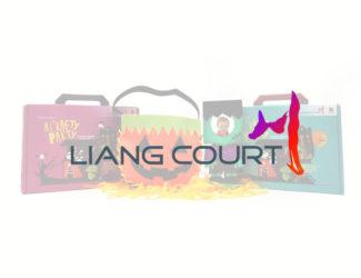 Liang Court Halloween Craft Box