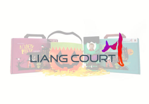 Liang Court Halloween Craft Box