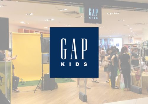 Easter With GapKids